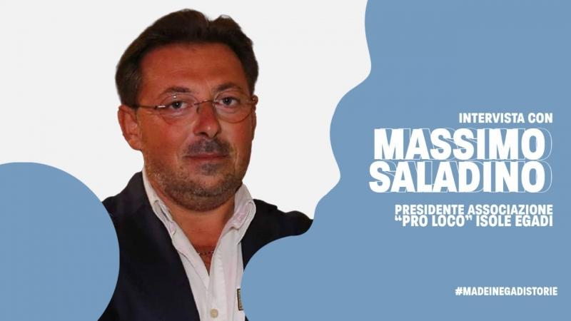Intervista con Massimo Saladino